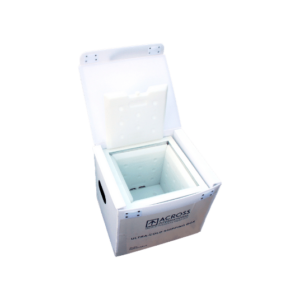 Vaccine Shipping cube for Covid19